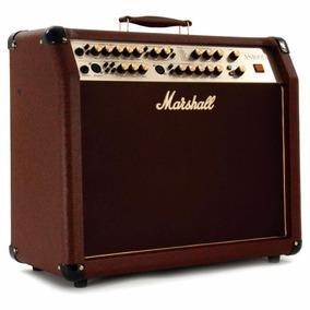 Amplificador Profissinal Marshall As100d Combo Violão 100w