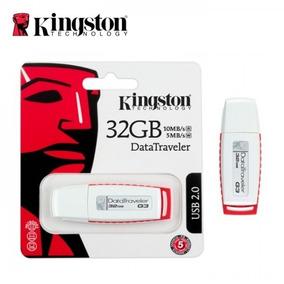 Kingston 32gb Usb2.0 Hi-speed Datatraveler Flash Drive