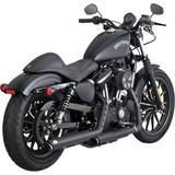 Vance & Hines Twin Slash Para Harley Sportster 2014 Al 2018