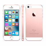 Smartphone Apple Iphone Se 16gb Rose Vitrine Promoção