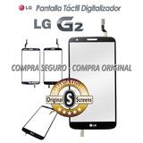 Touchscreen Táctil Pantalla Lg Optimus G2 D802 - Original