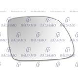 Vidrio Espejo Con Base Derecho R19 Harm (curvo)