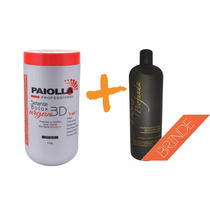 Kit Selagem Paiolla 3d Argan Black Friday Loucura