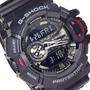 Relógio Casio G-shock Modelo Ga-400-1bdr Novo 1 Ano Garantia