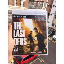 The Last Of Us Ps3 Português Midia Fisica Novo Frete Gratis