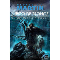 Juego De Tronos George R R Martin - Libro
