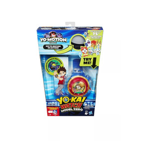 Yo Kai, Yokai Whatch Zero El Original De Hasbro El Oficial