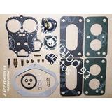 Kit Reparación Carburador - Weber Dara- Renault 18 2.0 Fuego