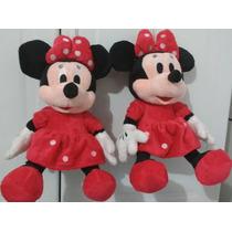 Kit Minnie Vermelha C / 2 Unidades