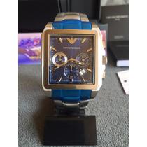 Relógio Emporio Armani Ar0660 Kaká Original Completo C/caixa