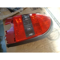 Lanterna Lado Esquerdo Fumê S/ Neblina Gol G3 Original Vw