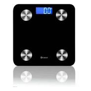Balanza Inteligente Bluetooth - Mide Grasa, Imc Y + - Leaone