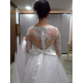 Vestido De Noiva Casamento Princesa
