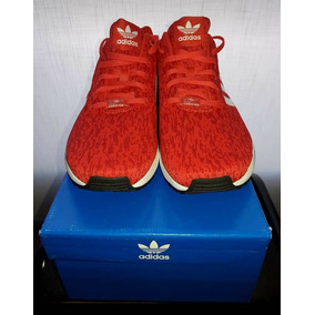 quality design 7a251 4990d Zapatillas adidas Zx Flux Rojas
