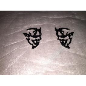 Emblemas Dodge Demon Srt8 Charger Challenger Universal