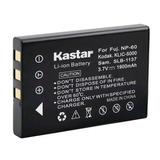 Pila Batería Np-60, Klic-5000, Slb-1137, Nueva, Kastar