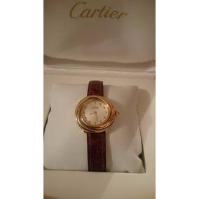 Reloj Para Dama Trinity D Cartier Oro 18k