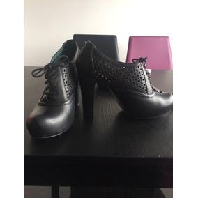 Zapatos Negros Bosi Dama