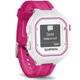 Nuevo Reloj Gps Garmin Para Running Forerunner 25 Rosado