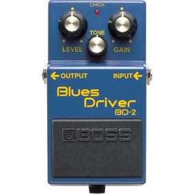 Pedal Boss Bd-2 Blues Driver Para Guitarras Bd2 **