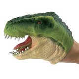 3731 Dino Fantoche Verde / Dtc