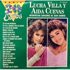 Cd Lucha Villa Y Aida Cuevas Serie 20 Exitos