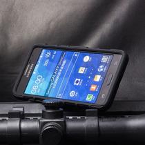 Funda Clip Uso Rudo Hibrido 3 En 1 Armor Galaxy Grand Max