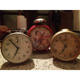 Relojes A Cuerda Originales O Pin Up Con La Imagen A Eleccio
