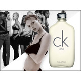 Perfume Ck One Unisex. 100ml! Alternativo**