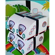 Cajas X 50 Bolsas Golosineras Monoriel Topa Junior Express