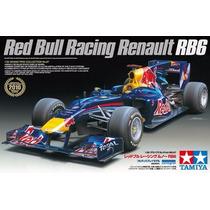 Coche Renault Rb6 Formula 1 Escala 1/20 Tamiya 20067 Colibri