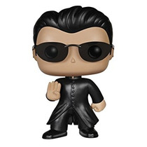Juguete Funko Pop Películas The Matrix - Neo Figura De Acci
