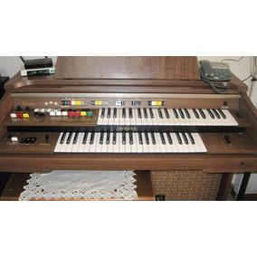 Organo, Teclado, Piano Yamaha Electone B-45 Con Su Banqueta