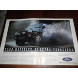 Publicidad 1994 Camioneta 4 X 4 Ford Maverick Explorer