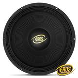 Alto Falante Woofer Eros E-12 450 Lc Black 4 Ohms 450w Rms