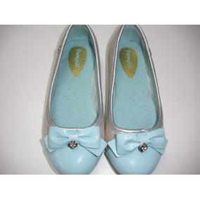Sapato Infantil Pampili Nº 25