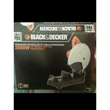 Tronzadora De Metal 14 Black And Decker
