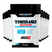 10x Termogênico Emagrecedor Thermo Active - 60 Cápsulas