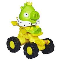Juguete Playskool Heroes Angry Birds Go! Rey Cerdo Basher