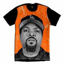 Roupas Personalizadas Atacado Swag Ice Cube Camisetas