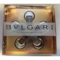 Kit Bvlgari Coleção Miniatura The Omnia 5x5ml Perfume
