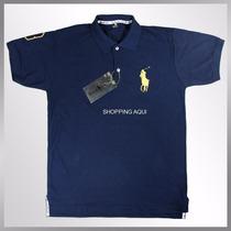 Camisa Camiseta Gola Polo Ralph Lauren Blusa Pronta Entrega