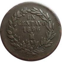 1 Centavo 1896 Mo República Mexicana
