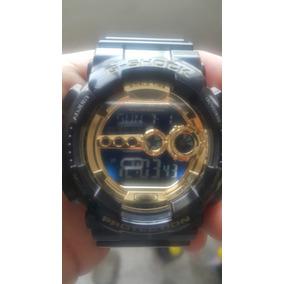 Casio G Shock Gold