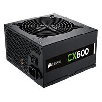 Fonte Cx600 Corsair 600w Real Gamer Pfc Ativo 80plus Bronze