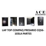 Lap Top Compaq Presario Cq56-103la Partes