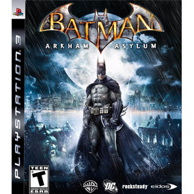Batman Arkham Asylum Ps3 Digital Entrego Hoy!!!