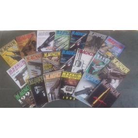 Revistas Eua - Armas De Fogo