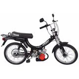 Bicicleta Motorizada Mobilete 2 Tempos 50cc Frete Grátis