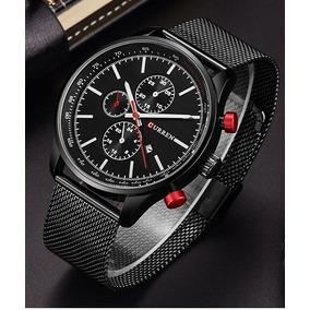 4d3e1e8924e Relogio Quartz Masculino Curren - Relógios De Pulso no Mercado Livre ...